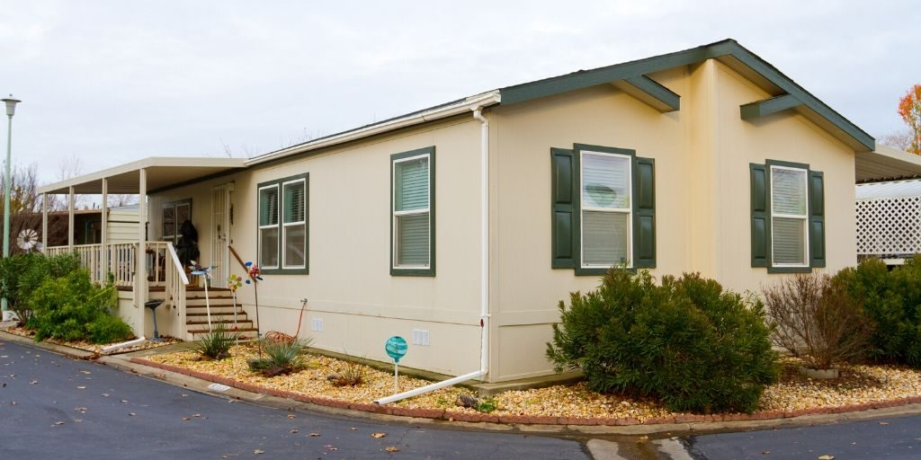A New, Manufactured Home