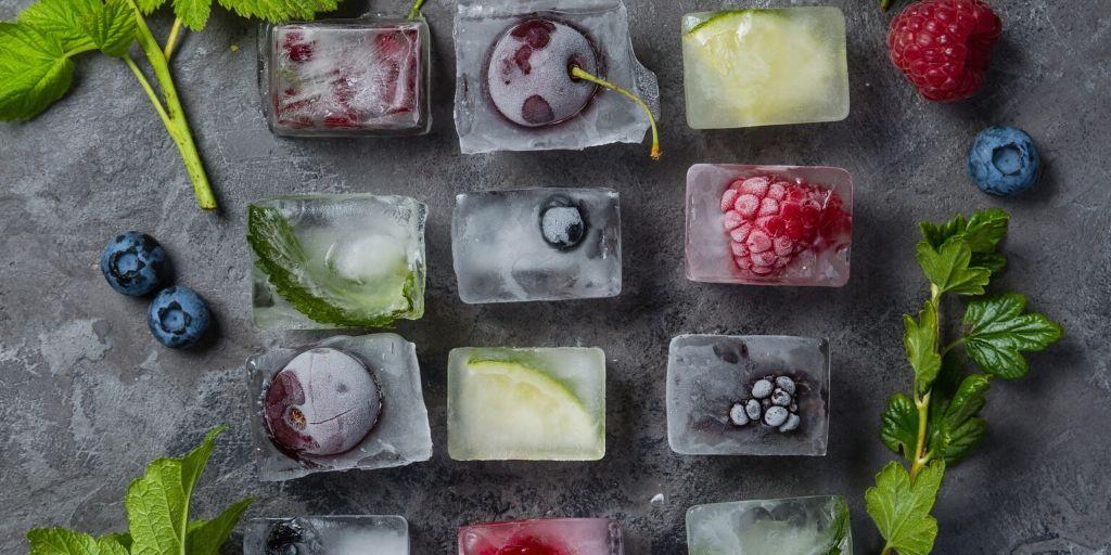 Frozen Fruits Treats