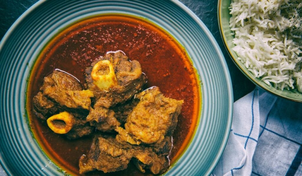 Cooking Goat Meat