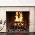 Wood-Burning Stove vs. Fireplace