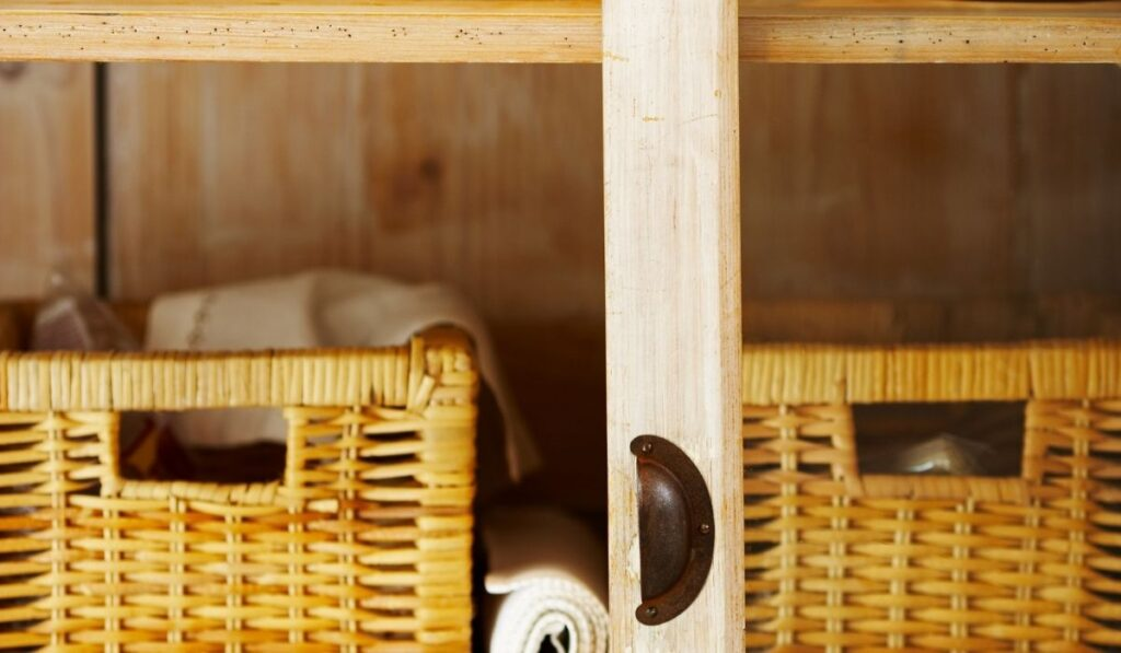 Undershelf Baskets For Cupboards